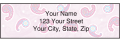 Simply Paisley Labels - 2 - hover to see enlarged image