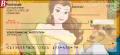 Disney Princess Checks - 2 - hover to see enlarged image