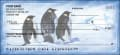 Penguin Parade Checks - 3 - hover to see enlarged image