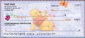 Disney Winnie the Pooh Checks - 4 - hover to see enlarged image