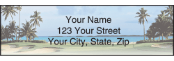 Golf Escapes Address Labels - click to view product detail page