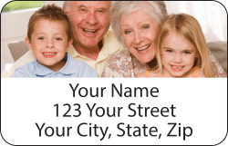 Photo Address Labels - click to view product detail page
