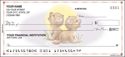 Endangered Young'uns Animal Checks - click to view product detail page