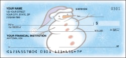 Snow Days Holiday Checks - click to view product detail page