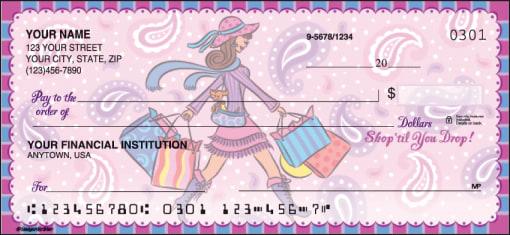 Pampered Girls™ Checks - enlarged image