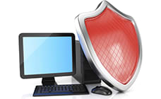 Check for and install anti-virus software updates on your computer daily.