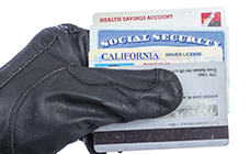 Never write your social security number or drivers license number on your check.