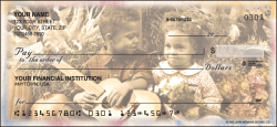 Tiny Spirits African American Checks - click to view product detail page