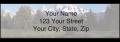 National Parks Labels - 2 - hover to see enlarged image