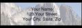 National Parks Labels - 3 - hover to see enlarged image