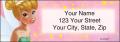 Disney Tinker Bell Labels - 2 - hover to see enlarged image
