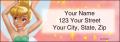 Disney Tinker Bell Labels - 4 - hover to see enlarged image