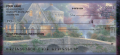 Quiet Escapes by Thomas Kinkade Checks - 2 - hover to see enlarged image