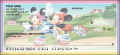 Disney Mickey's Adventures Checks - 1 - hover to see enlarged image