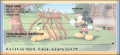 Disney Mickey's Adventures Checks - 2 - hover to see enlarged image