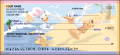 Disney Mickey's Adventures Checks - 7 - hover to see enlarged image