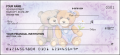 Teddy Bears Checks - 2 - hover to see enlarged image