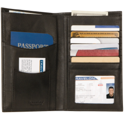 Black Executive RFID Organizer - click to view product detail page