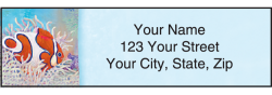 Ocean Address Labels - click to view product detail page