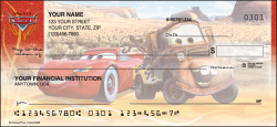Disney Pixar Cars Checks - click to view product detail page