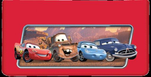 Disney•Pixar Cars Checkbook Cover - enlarged image