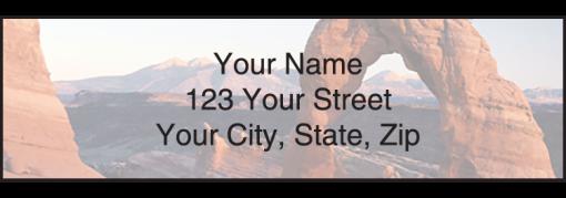 National Parks Labels - enlarged image