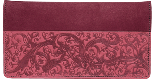 Renaissance Checkbook Cover - enlarged image