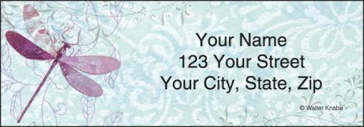 Zen Labels - enlarged image