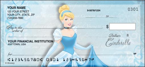 Disney Princess Checks - enlarged image