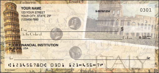 The Grand Tour Checks - enlarged image