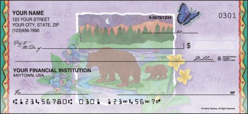 Northwoods Checks - enlarged image