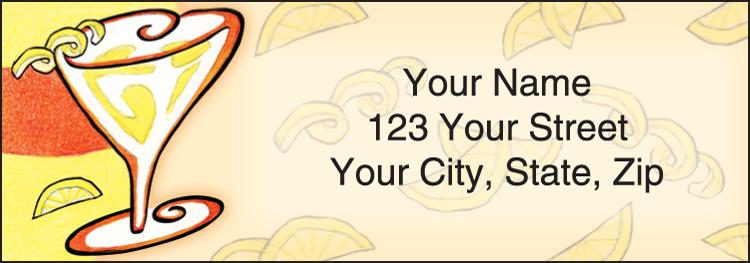 After Five Address Labels - Set of 210