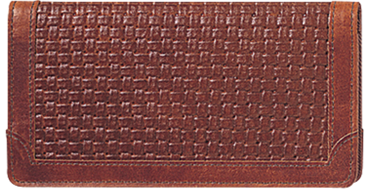 Classic Accents Checkbook Cover