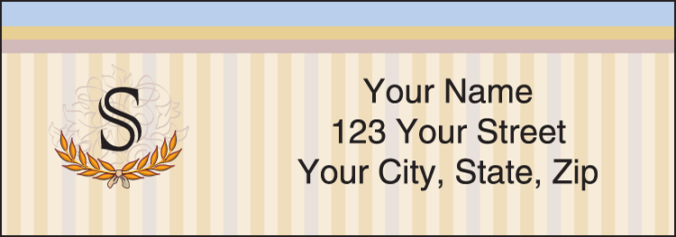 Country Club Address Labels - Set of 210