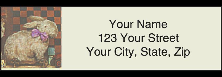 Heart & Home Address Labels - Set of 210
