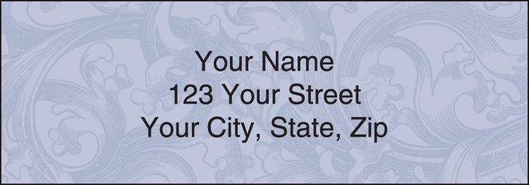 Renaissance Address Labels - Set of 210
