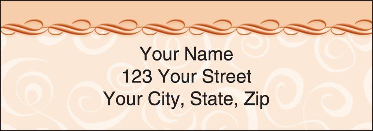 Savvy Address Labels - Set of 210