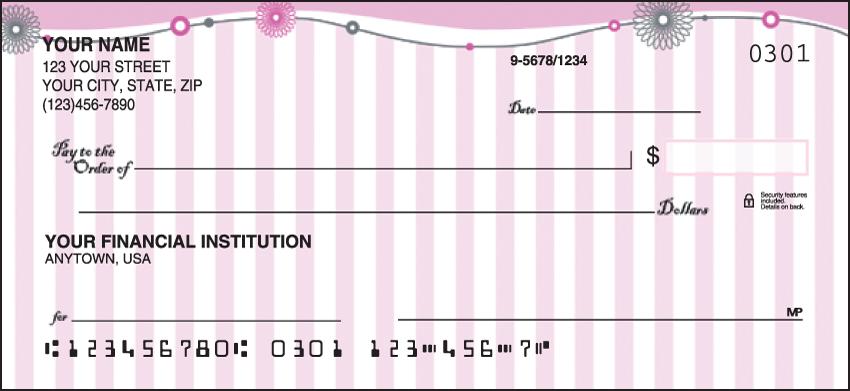 Pretty in Pink Checks