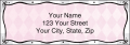 Pretty in Pink Labels - 2 - hover to see enlarged image