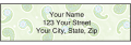 Simply Paisley Labels - 3 - hover to see enlarged image