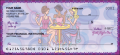 Pampered Girls™ Checks - 4 - hover to see enlarged image
