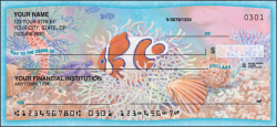 Wonders of the Sea Ocean Checks - click to view product detail page